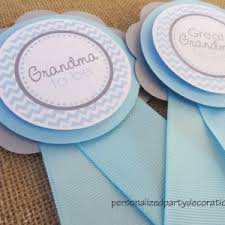 baby shower pins chevron baby shower archives personalizedpartydecorations