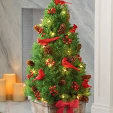 decorate your holidays with wreaths and mini trees