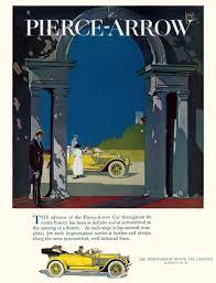 pierce arrow motor car company buffalo new york usa 1901 1938