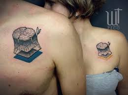 amazing couple tattoos best tattoo ideas gallery