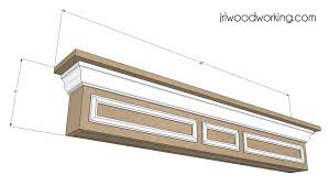 How To Build Fireplace Mantel Shelf - ana white 4 foot mantel wall shelf diy projects