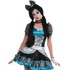 teen girls shattered doll halloween costume broken bell zombie