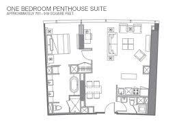 Caesars Palace Floor Plan Vdara Rooms U0026 Suites