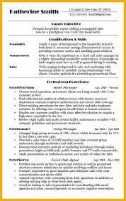 Resume Template Hospitality Top Notch Resume Lukex Co