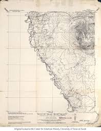 Show Me A Map Of Texas Texas Topographic Maps Perry Castañeda Map Collection Ut