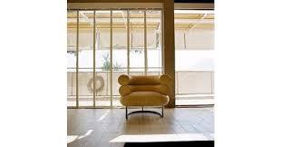 Bibendum Chair Eileen Gray Design Classics No 1 Eileen Gray Bibendum Chair 1926