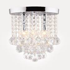 Glass Droplet Chandelier Lighting Elegant Glass Chandelier For Decorating Your Home