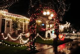 christmas light displays in phoenix holiday lights displays arcadia living arcadia living