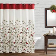 Bathroom Window And Shower Curtain Sets by Buy Christmas Shower Curtain Set From Bed Bath U0026 Beyond