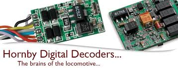 hornby decoders chips