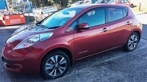 nissan leaf ad electrolease electric cars for lease in auckland nz starting
