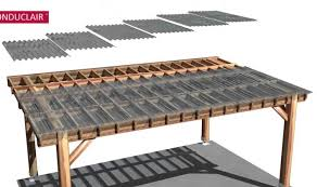 Roof Panels For Patios Patio U0026 Pergola Furniture Classy Picture Of Rustic Wooden