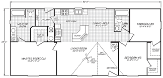 double wide homes floor plans double wide trailer floor plans lovely three bedroom mobile homes
