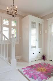 Front Door Chandelier Front Hall Closet Entry Traditional With Dark Wood Front Door
