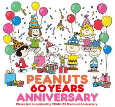 celebrating peanuts 60 years peanuts 60 years anniversary celebration charles m schulz