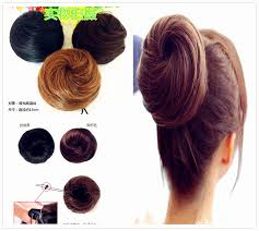 bun scrunchie cheap hair bun hairpiece find hair bun hairpiece deals on line at