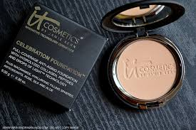 it cosmetics celebration foundation light weekend ramblings makeup swatches tutorials beauty reviews it