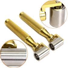 1pcs metal wallpaper roller pressure roller hand diy decoration