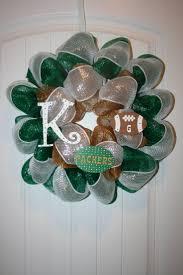 best 20 packers wreath ideas on pinterest green bay football