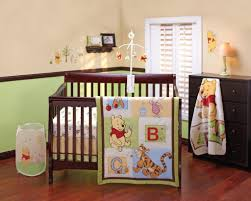 Classic Winnie The Pooh Nursery Decor Bedding Room Interior Ideas Winnie The Pooh Bedding Sets On Cherry