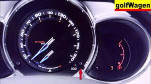 citroen ds3 c3 service oil inspection light reset youtube