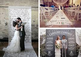wedding unique backdrop 2013 wedding trends