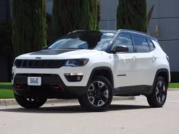 what is a jeep compass 2018 jeep compass trailhawk sport utility in dallas jt129463
