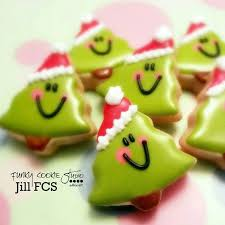 happy christmas trees funky cookie studio christmas tree and