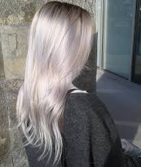 platinum hairstyles with some brown 23 best platinum blonde hair colors and highlights for 2018