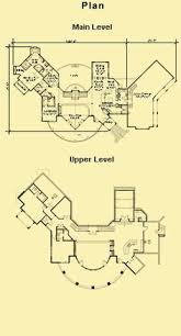 Luxary Home Plans Large Luxury Home Plans And Unique House Plans For Hillsides 5 5 5