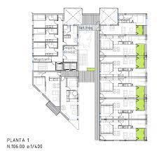 leclerc si e social coll leclerc complejo de viviendas ancianos barcelona plataforma