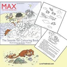 dog story books book marks u2013 lovethebreed