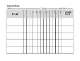best 25 special education progress monitoring ideas on pinterest