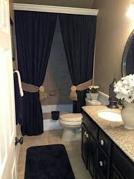 fresh bathroom decorating ideas the most special designs shower curtain rodsblack