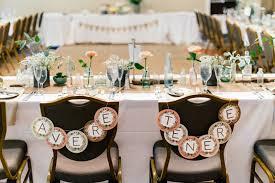 Wedding Head Table Decorations by Head Table Ideas Wedding Reception Trendy Bride Magazine