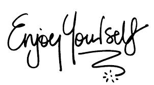 Enjoy Yourself | image enjoy yourself logo png kylie wiki fandom powered by wikia