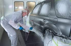 How To Spray Paint Your Car - how to spray paint a car with aerosol spray paint a car diy