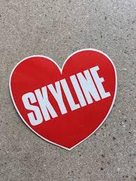 nissan gtr for sale ebay nissan skyline heart sticker hakosuka kenmeri gt r ebay