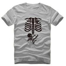 Pregnancy Halloween Skeleton Shirt by Online Get Cheap Skeleton Maternity Shirt Aliexpress Com