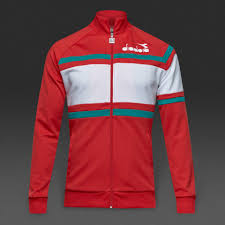 ferrari jacket mens clothing diadora 80s jacket ferrari red italy 171211 c6570