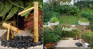 japanese garden small japanese garden transforms this backyard watch