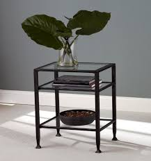 end tables cheap prices amazon com southern enterprises bunching glass side end table