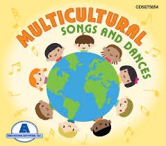 multicultural children s children s songs around the world