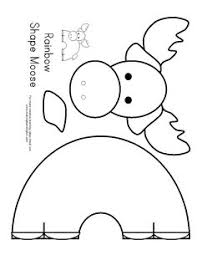 apple pattern use the printable outline for crafts creating