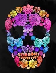 forever dusk handmade jewelry by n s p flower skull flowers and