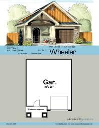 craftsman style garage plans style garage plan wheeler