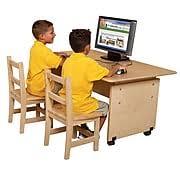 Adjustable Computer Desk Adjustable Height Computer Desk