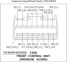 1999 ford explorer stereo wiring diagram wiring diagram and