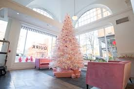 13 hotel lobbies decorated for the 2017 holiday season