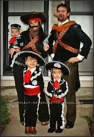 Best Family Halloween Costume by Family Of Parents And Three Children Dressed In Costume For Best